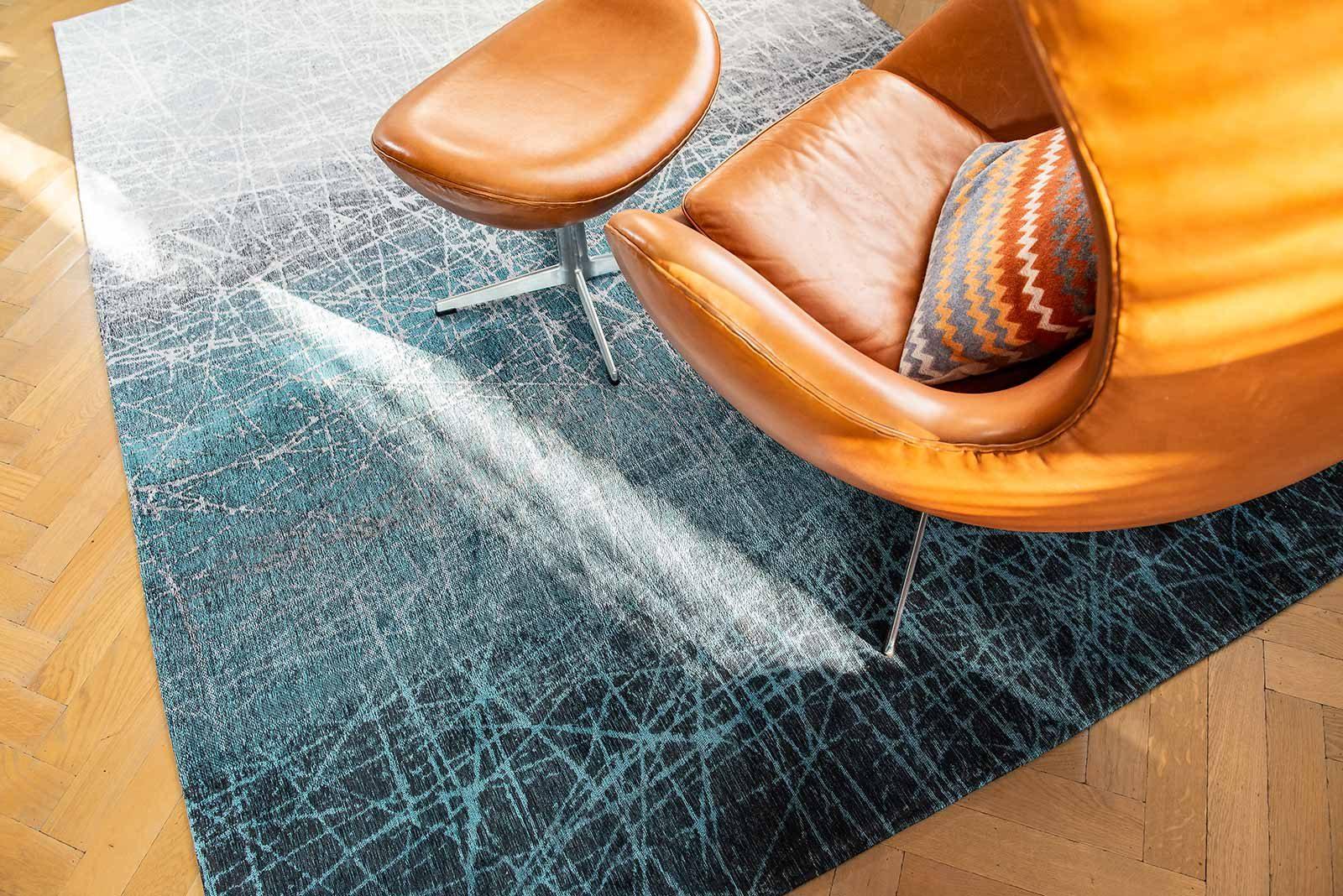 alfombras Louis De Poortere LX 8877 Mad Men Fahrenheit Polar Vortex interior