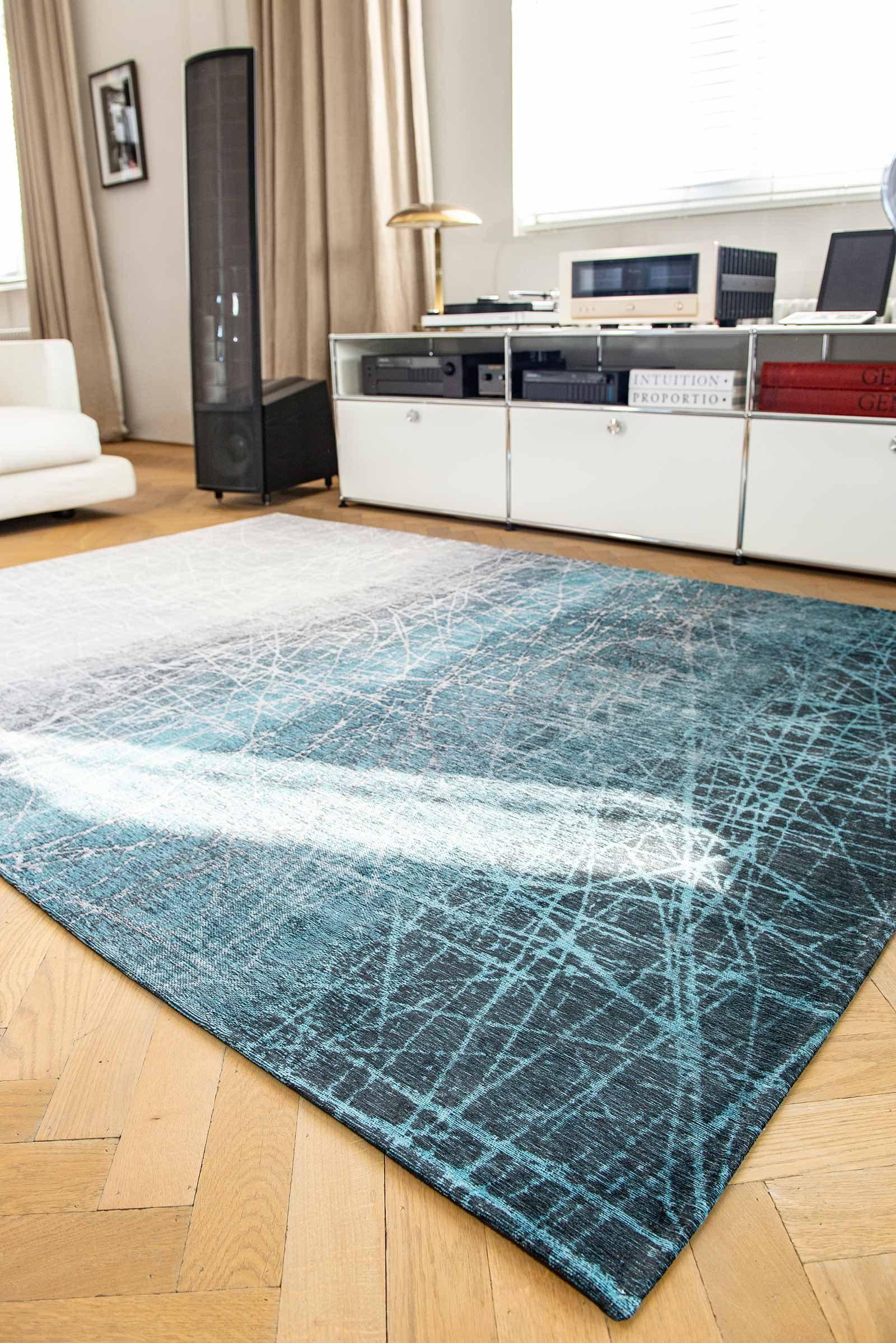 alfombras Louis De Poortere LX 8877 Mad Men Fahrenheit Polar Vortex interior 4