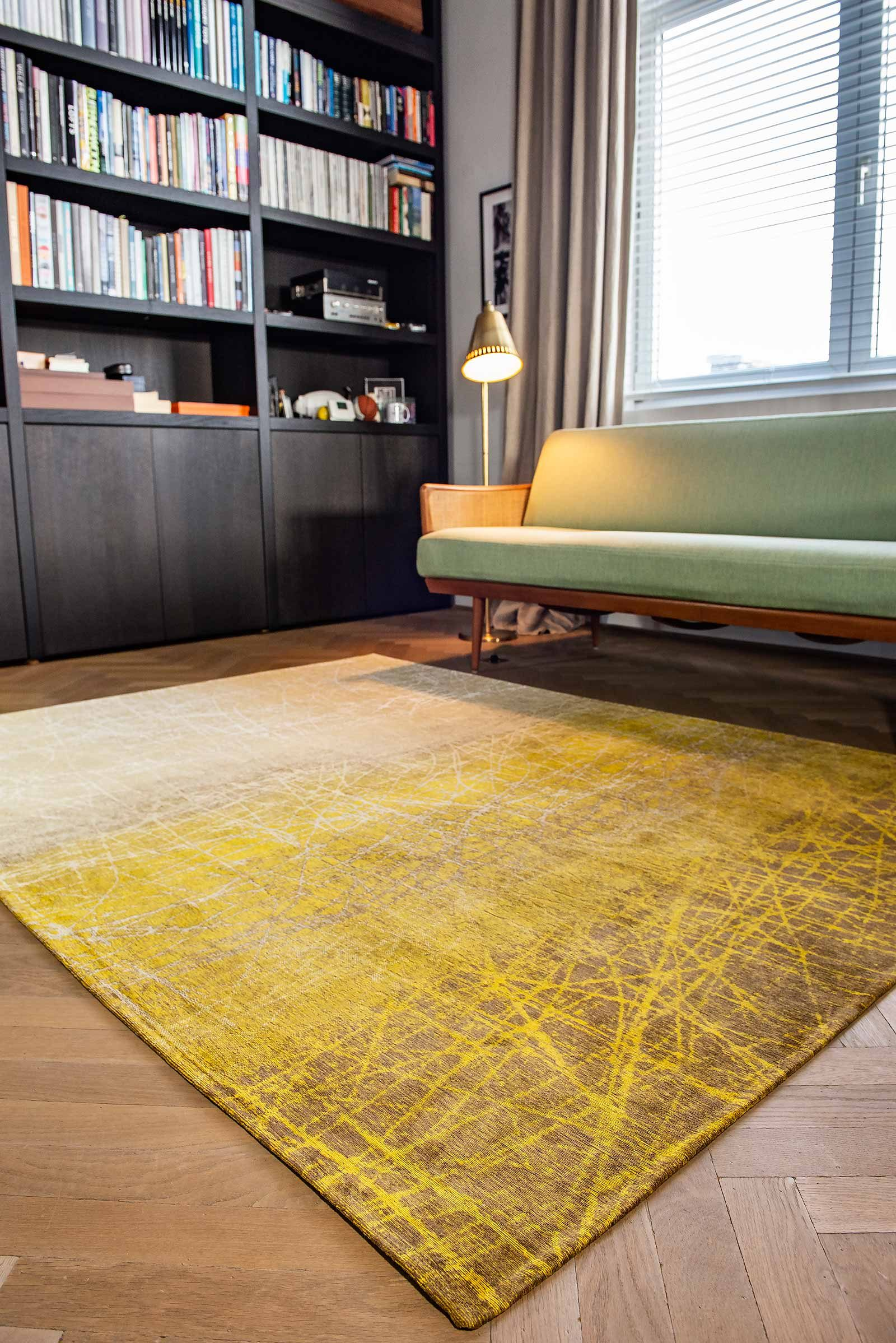 alfombras Louis De Poortere LX 8879 Mad Men Fahrenheit New York Fall interior 2