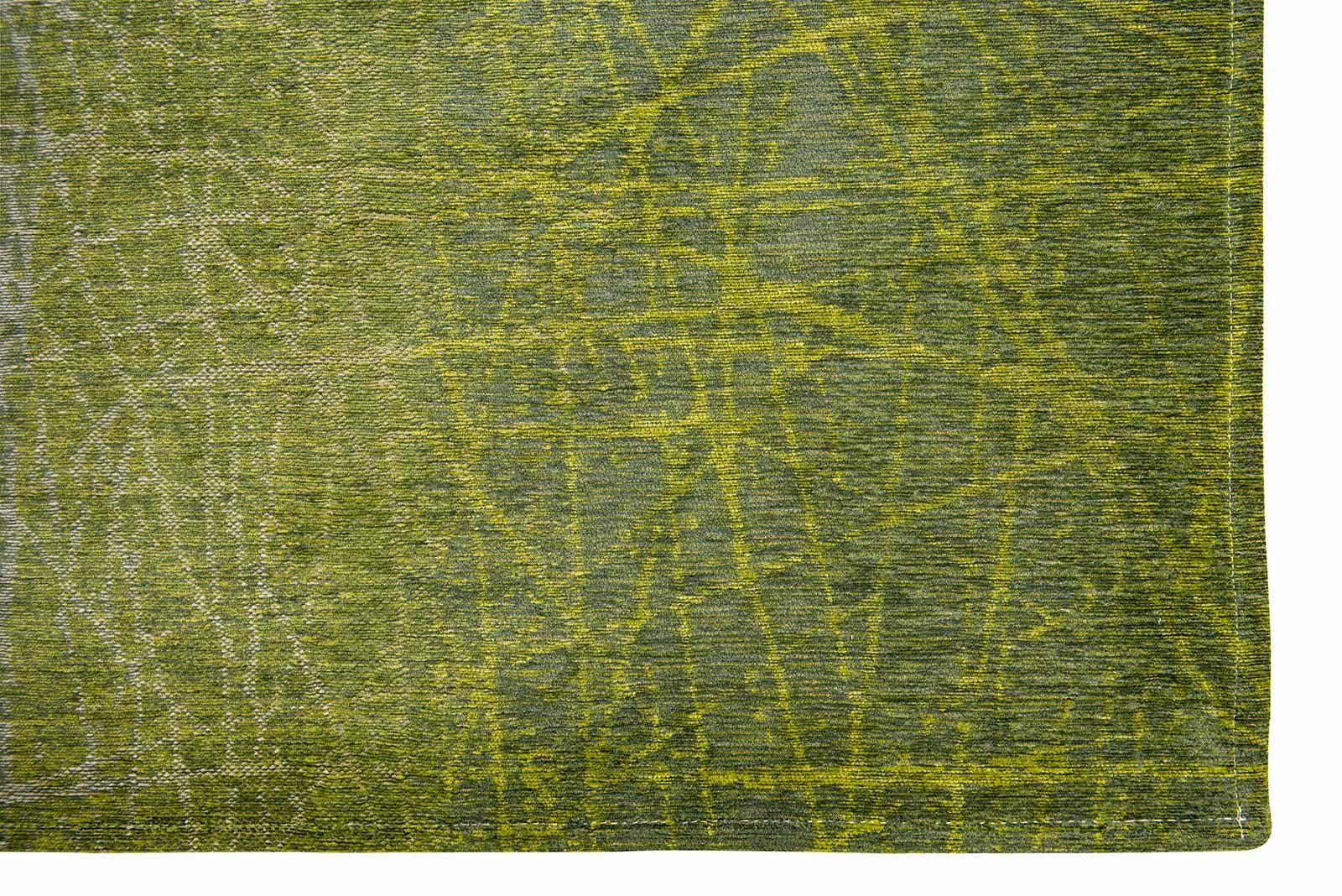 alfombras Louis De Poortere LX 8882 Mad Men Fahrenheit Central Park Green corner