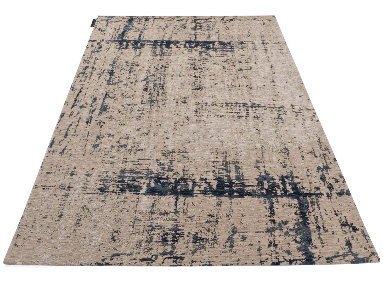 Mart Visser alfombra Prosper Indigo Grey 37 perspective