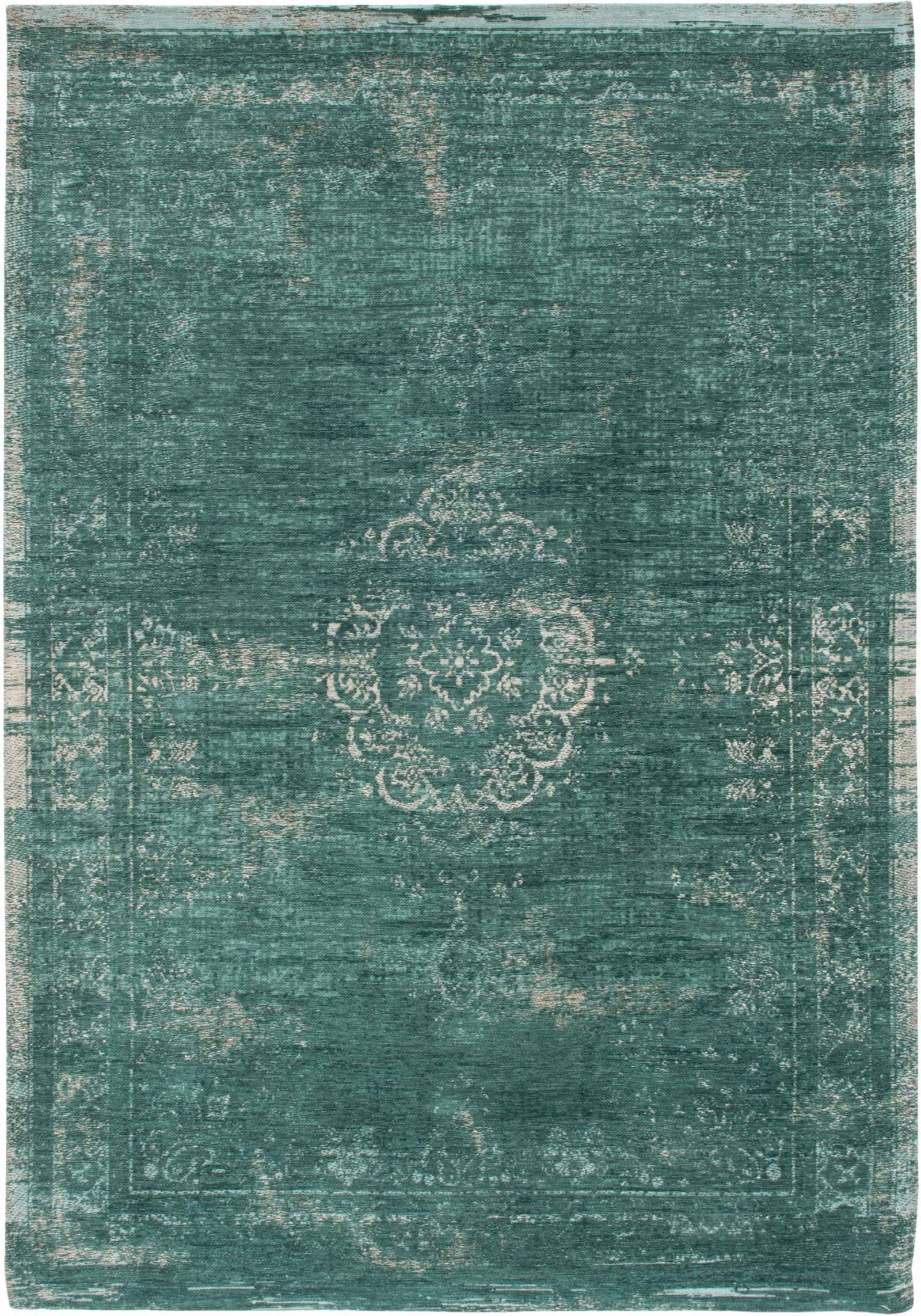 alfombras Louis De Poortere LX8258 Fading World Medaillon Jade