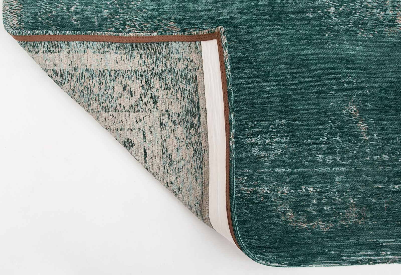 alfombras Louis De Poortere LX8258 Fading World Medaillon Jade back