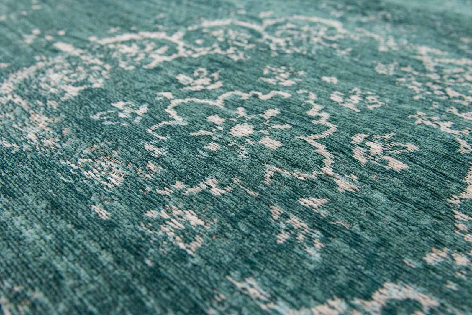 alfombras Louis De Poortere LX8258 Fading World Medaillon Jade zoom