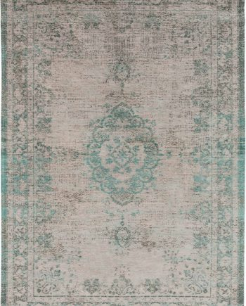 alfombras Louis De Poortere LX8259 Fading World Medaillon Jade Oyster