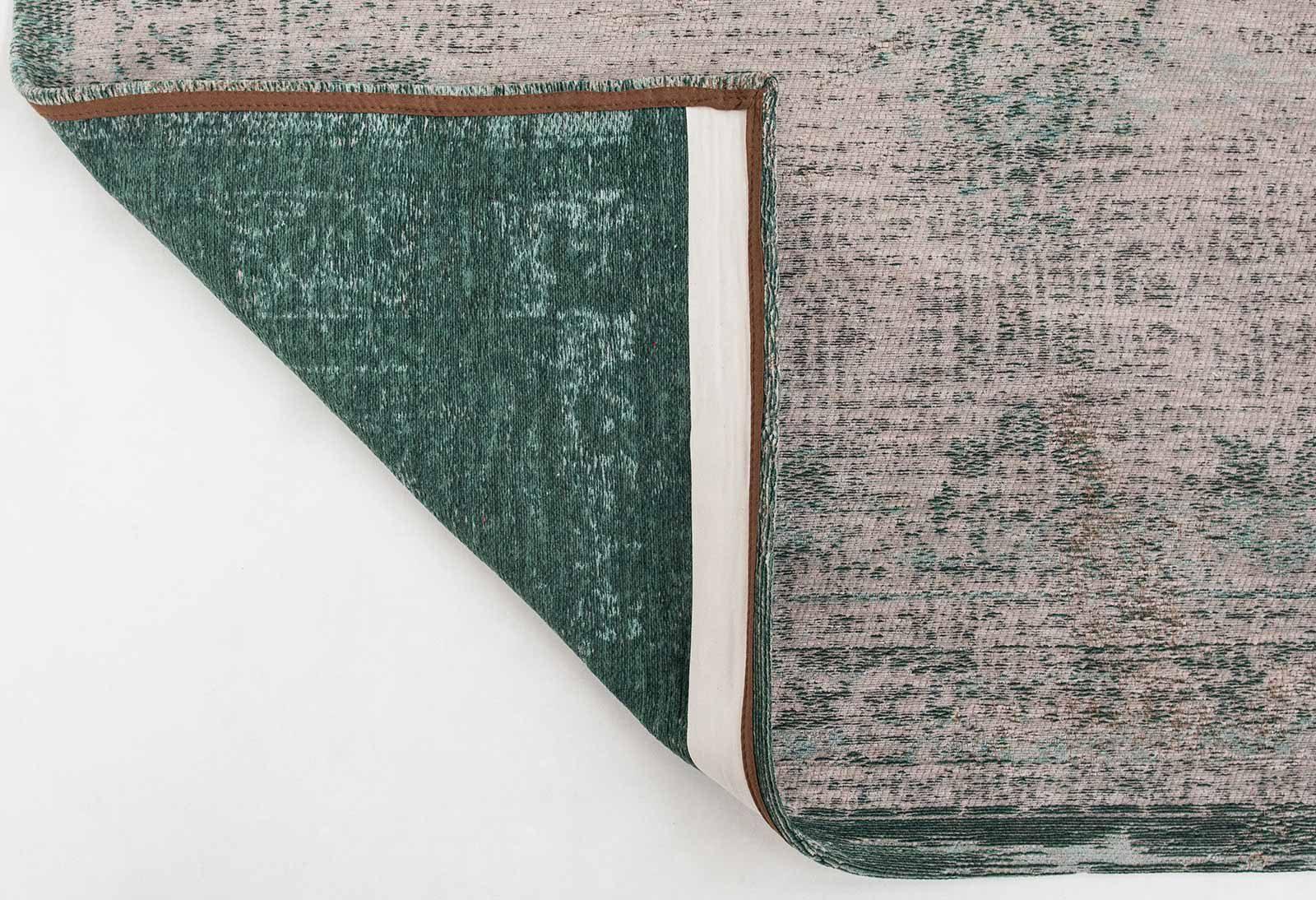alfombras Louis De Poortere LX8259 Fading World Medaillon Jade Oyster back