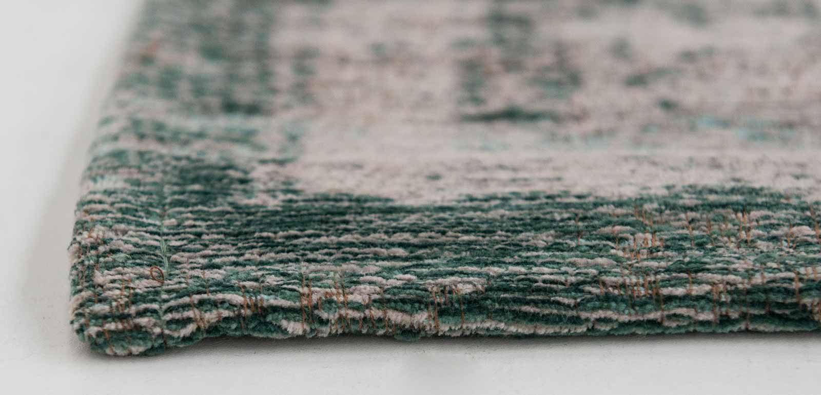 alfombras Louis De Poortere LX8259 Fading World Medaillon Jade Oyster side