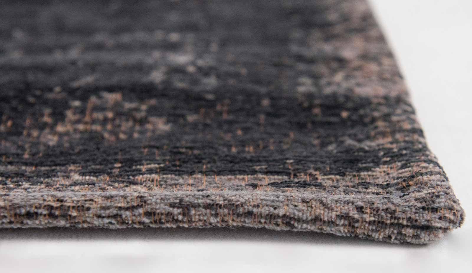 alfombras Louis De Poortere LX8263 Fading World Medaillon Mineral Black side