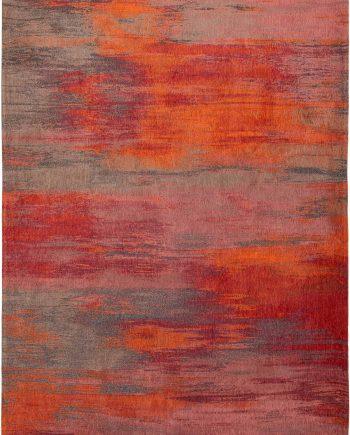 Louis De Poortere alfombra LX 9116 Atlantic Monetti Hibiscus Red