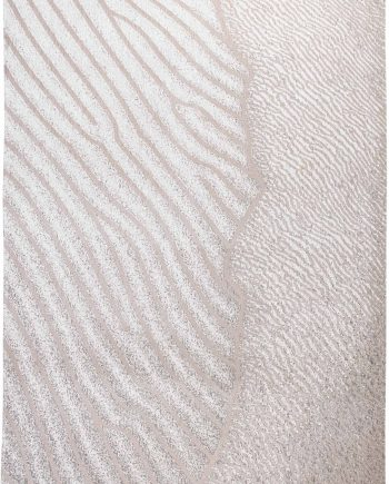 Louis De Poortere alfombra LX 9135 Waves Shores Amazon Mud