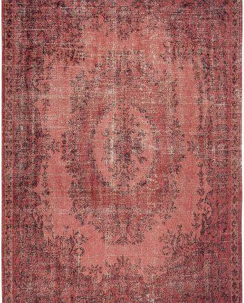 Louis De Poortere alfombra LX 9141 Palazzo Da Mosta Borgia Red
