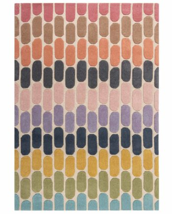 Andessi Alfombras Radiance Fossil Multi 10