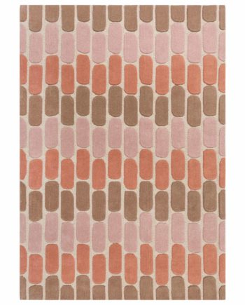 Andessi Alfombras Radiance Fossil Terracotta 8