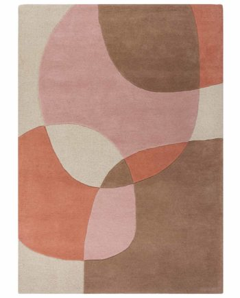 Andessi Alfombras Radiance Glow Terracotta 4