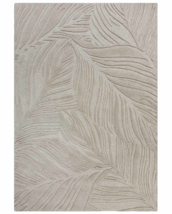Andessi Alfombras Solace Lino Leaf Grey 1