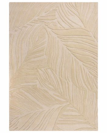 Andessi Alfombras Solace Lino Leaf Natural 2