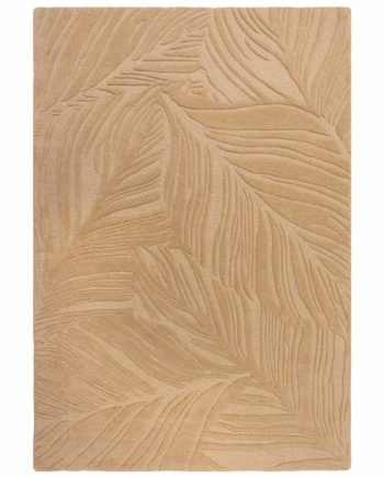 Andessi Alfombras Solace Lino Leaf Stone 4